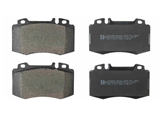 237451751 Zimmermann Brake Pad Set