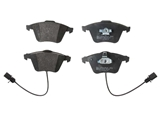 237632001 Zimmermann Brake Pad Set