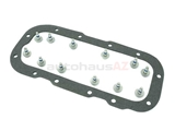 24111421599 Meistersatz Auto Trans Oil Pan Gasket; For Front Small Pan