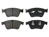 241762101 Zimmermann Brake Pad Set