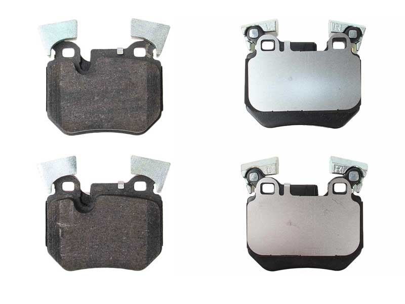 243151681 Zimmermann Brake Pad Set