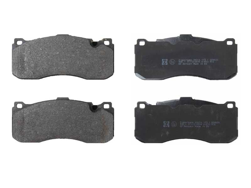 243161701 Zimmermann Brake Pad Set