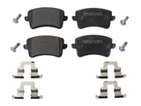246061752 Zimmermann Brake Pad Set; Rear