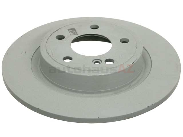 2464230112 Genuine Mercedes Disc Brake Rotor; Rear