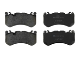 246811661 Zimmermann Brake Pad Set