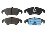 247431901 Zimmermann Brake Pad Set; Front