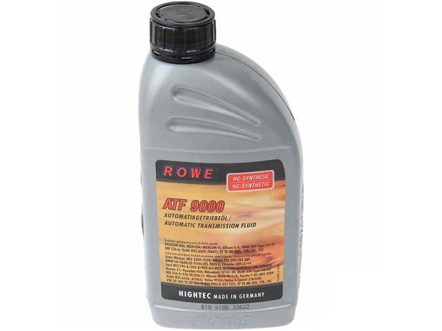 2502017303 Rowe ATF, Automatic Transmission Fluid