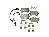 2521403 Textar Brake Pad Set