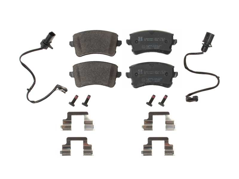 252141754 Zimmermann Brake Pad Set