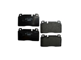 2564301 Textar Brake Pad Set
