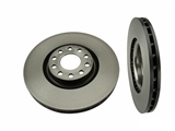 25704 Brembo Disc Brake Rotor; Front; Vented 321x30mm