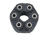 26111227410 Febi Driveshaft Flex Disc/Joint; 78mm Center-Center Hole Spacing x 12mm Bolt Holes