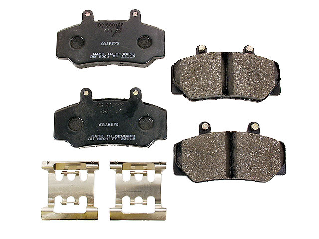 271706 Genuine Volvo Brake Pad Set