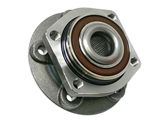 272456 FAG Axle Bearing and Hub Assembly; Front