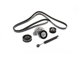 272DRIVEBELTKIT AAZ Preferred Serpentine Belt; With Tensioner and Pulleys; KIT