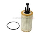 2761800009 Mann Oil Filter; Cartridge with Housing Seal