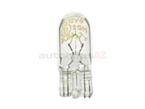2821 Osram Sylvania/Hella Multi Purpose Light Bulb; Wedge Bulb; 12V/3W