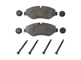 291922101 Zimmermann Disc Brake Pad