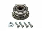 3003122104 Meyle Axle Bearing and Hub Assembly; Front