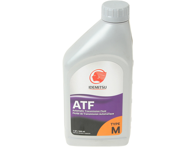 3004009275000C020 Idemitsu ATF, Automatic Transmission Fluid; TYPE M; 1 Quart