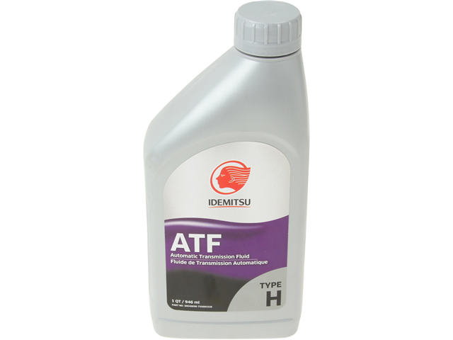 3004009875000C020 Idemitsu ATF, Automatic Transmission Fluid; TYPE H; 1 Quart