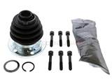 300481 GKN/Loebro CV Joint Boot Kit; Rear