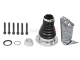 304203 GKN/Loebro CV Joint Boot Kit; Inner