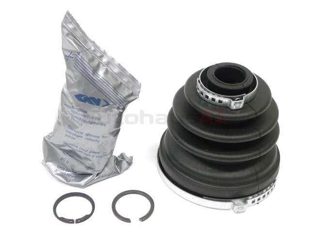 305121 GKN/Loebro CV Joint Boot Kit; Front Inner