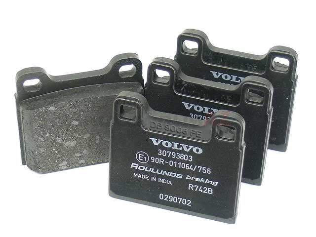 30648383 Genuine Volvo Brake Pad Set