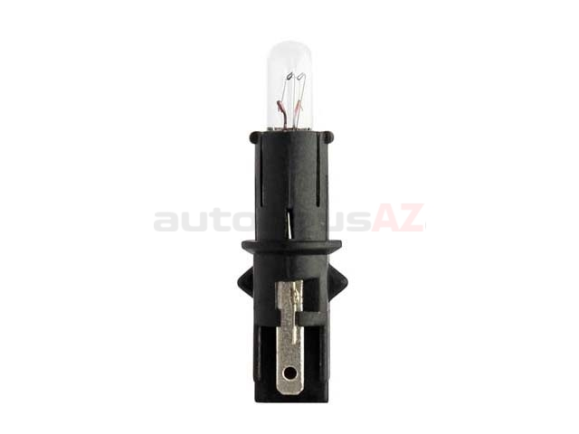 30710781 Pro Parts Shift Indicator Bulb; With Socket; 1.2W