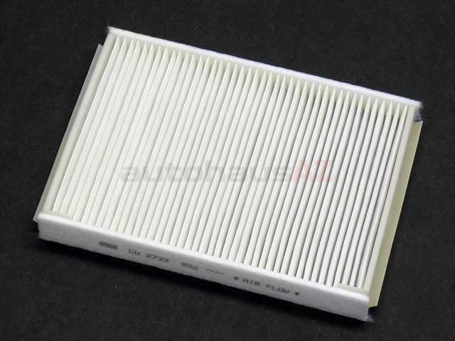 30767022 Mann Cabin Air Filter; Standard Version