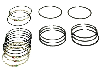 Grant 311198169C90, P1991 Piston Ring Set; 1.5 x 2.0 x 4