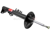 312069 Sachs Strut Assembly; Front Left; Upgraded OE Version; Sport