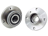 31211131297MY Meyle Axle Bearing and Hub Assembly; Front; Hub with Bearing and ABS Ring