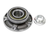 31211468751 Optimal Axle Bearing and Hub Assembly; Front with Bearing; 97mm Diameter