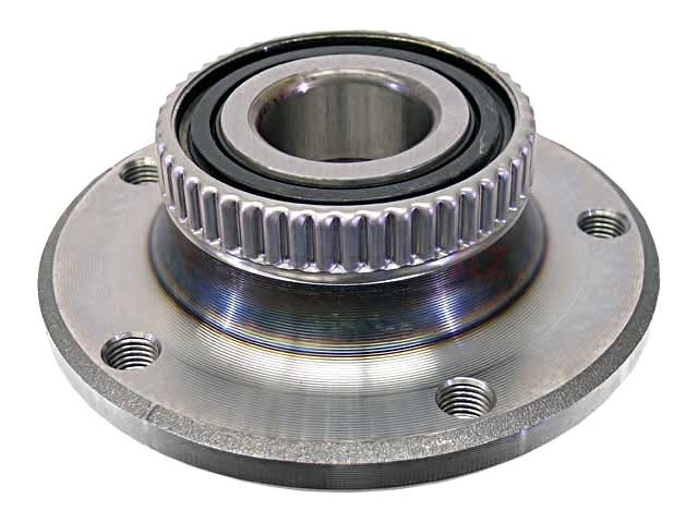 31226757024 FAG Wheel Bearing and Hub Assembly; Front; With ABS Ring