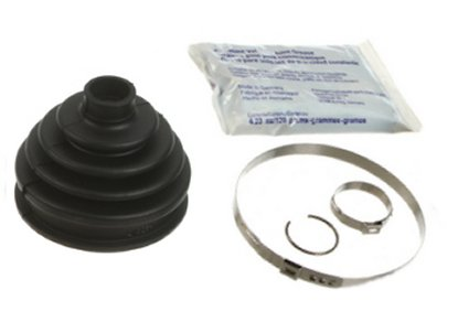 31607507402OE Genuine BMW CV Joint Boot Kit; Front Outer