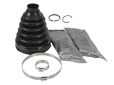 31607565315 Genuine BMW CV Joint Boot Kit; Front Inner