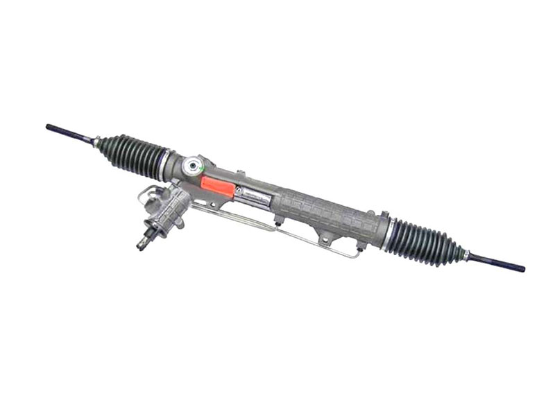 32136755065 Bosch/ZF (OE Rebuilt) Rack & Pinion Complete Unit; Assembly with Inner Tie Rods and Boots
