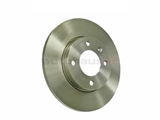 321615301 ATE Disc Brake Rotor; Front ; Solid 239x12mm