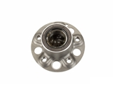 32850 Febi-Bilstein Wheel Bearing and Hub Assembly; Front