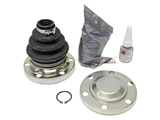 33219067899 GKN Loebro CV Joint Boot Kit; Rear