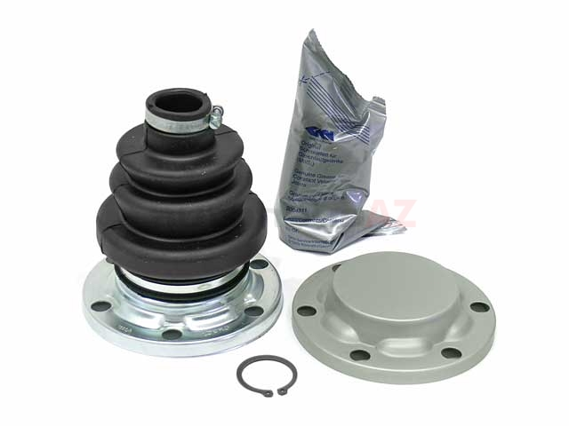 33219067906 GKN Loebro CV Joint Boot Kit; Rear; Inner or Outer