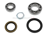 33411107512 Optimal Wheel Bearing Kit; Rear