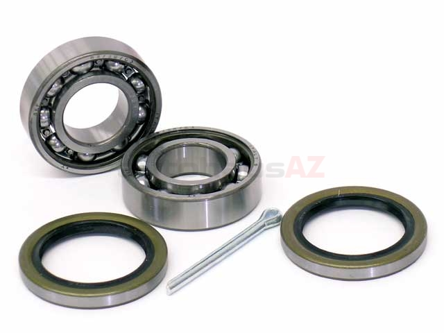 33411108408 SKF Wheel Bearing Kit; Rear
