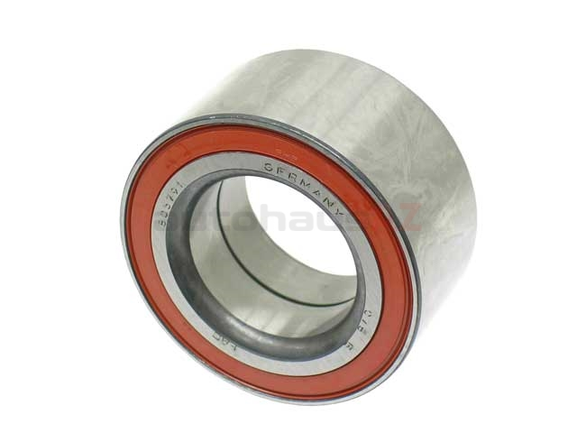 33416762317 FAG Wheel Bearing; Rear; 42x75x37mm
