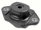 33526768544 Lemfoerder Shock Absorber Mount; Rear Lower