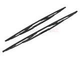 3397001539 Bosch Windshield Wiper Blade Set; Front; Left and Right; SET of 2; OE Style