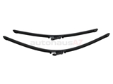 3397007093 Bosch Windshield Wiper Blade Set; Front; Left and Right; SET of 2; OE Style