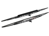3397118308 Bosch Windshield Wiper Blade Set; Front; Left and Right; SET of 2; OE Style